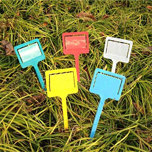 waterproof plastic nursery garden labels