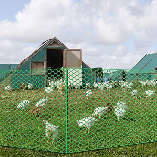 Poultry Netting High Strength Plastic Poultry Fence