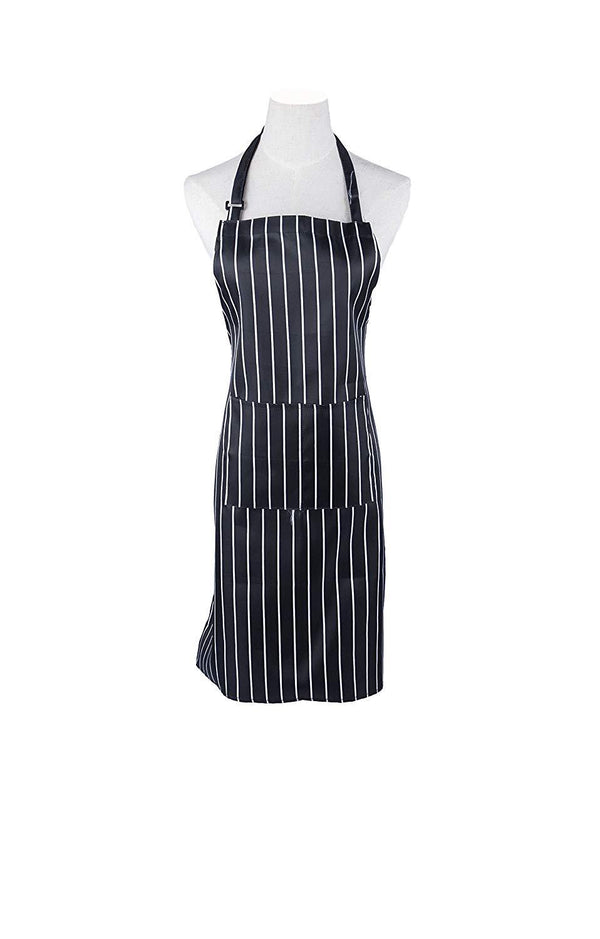 cheffts halter apron working apron for cooking, baking, gardening, crafting, bbq