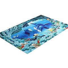 Non-slip Mat Lint Free with 3D Pattern