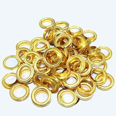 Metal Snap Grommets 1/2in