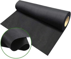 Heavy Non-Woven Ground Cover Weed Barrier Fabric for Gardening Mat and Raised Bed