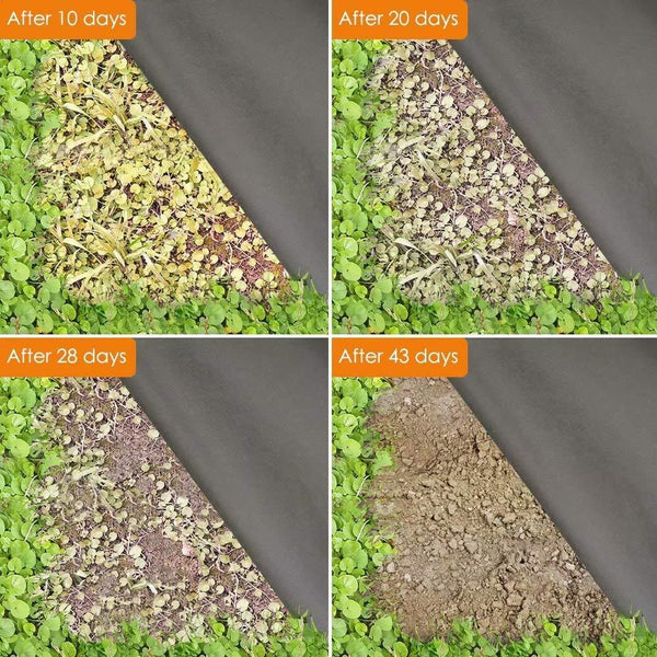 3oz Non-Woven Ground Cover with Various sizes