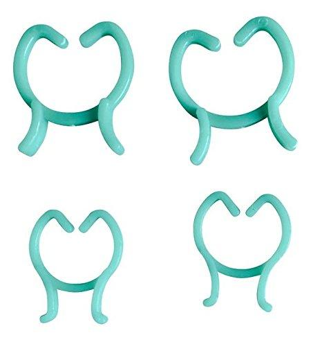 Butterfly-Shaped Garden Plant Clips