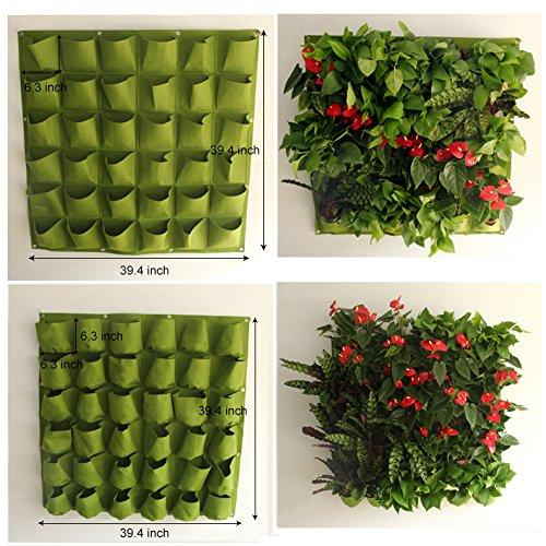 Grow Bags Garden Hanging Wall Planters