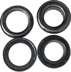 Plastic Snap Grommets 1/2in Black