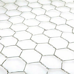 Hexagonal Wire Mesh with Post