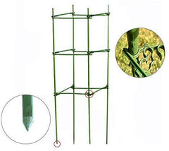 Garden Trellis for Plant Climbing and Support 4ft High Dia 3/7 Inch