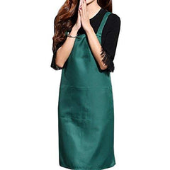 waterproof working chef apron for working,gardening,kicthen cooking,harvest,coffee shop