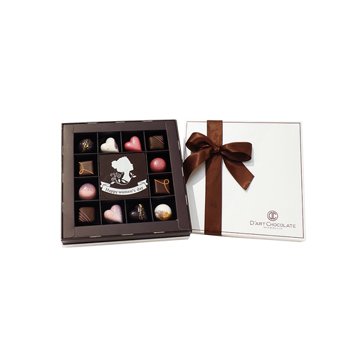 12 bonbon and 1 Art Chocolate Box