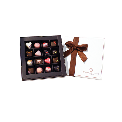 16 Bonbon Chocolate Box