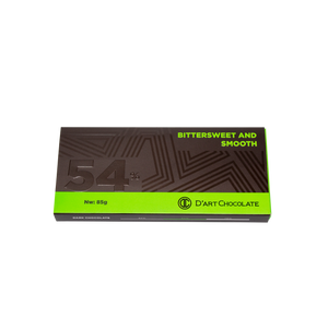 Premium Chocolate Bar 54% - Semi Chocolate