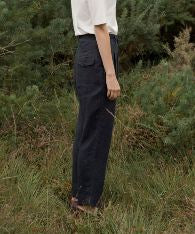 Linen Twill Trousers from East by East West