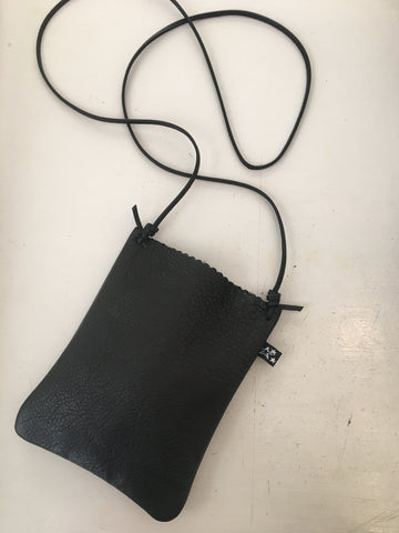 Leather Bag by DNA Bags