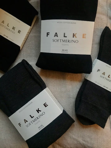 Soft Merino Socks and Tights by Falke