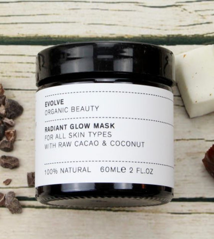 Radiant Glow Mask by Evolve Organic Beauty