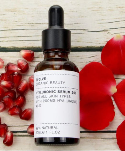 Hyaluronic Serum 200 by Evolve Organic Beauty