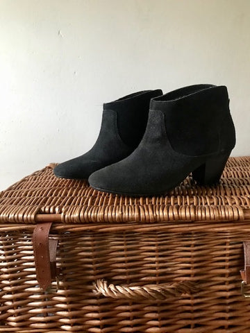 Suede Boots by Hudson