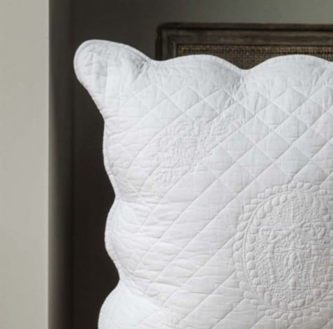 Quilted Pillowcase