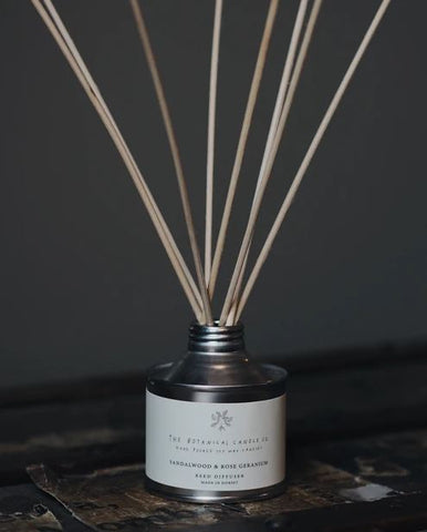 Sandalwood and Rose Geranium Room Diffuser