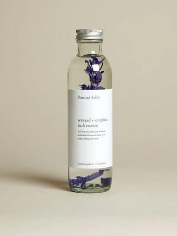 Seaweed & Samphire Bath Essence by Plum and Ashby