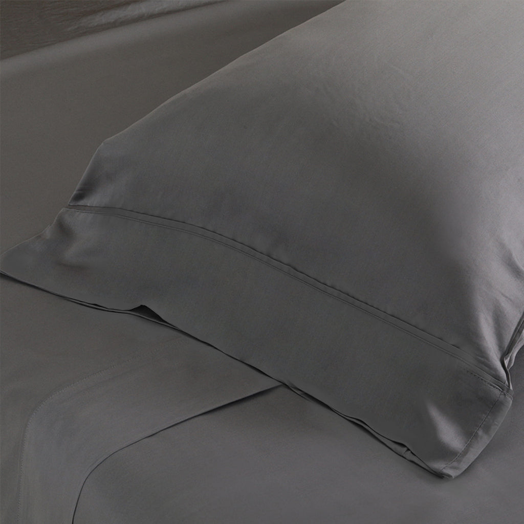 Bamboo Sheet Set - Charcoal 300TC