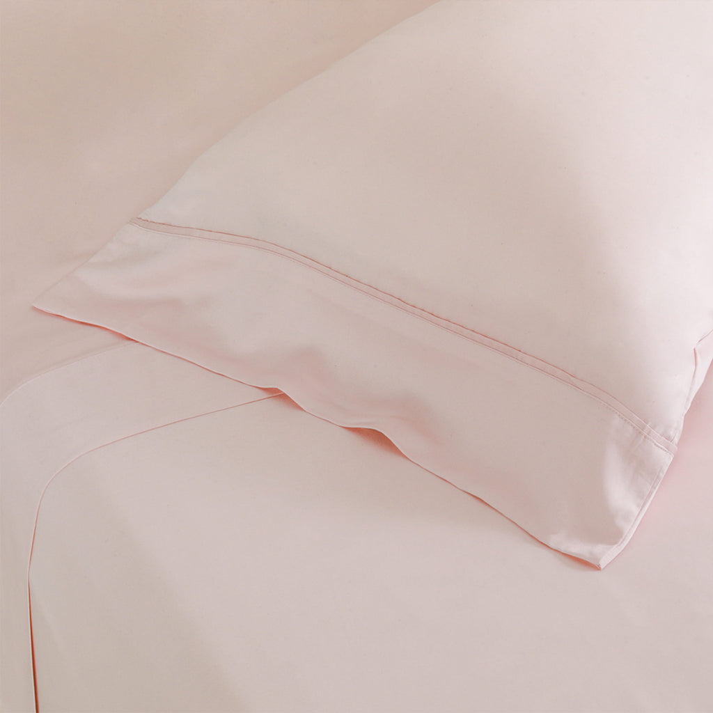 Bamboo Sheet Set - Pink 300TC