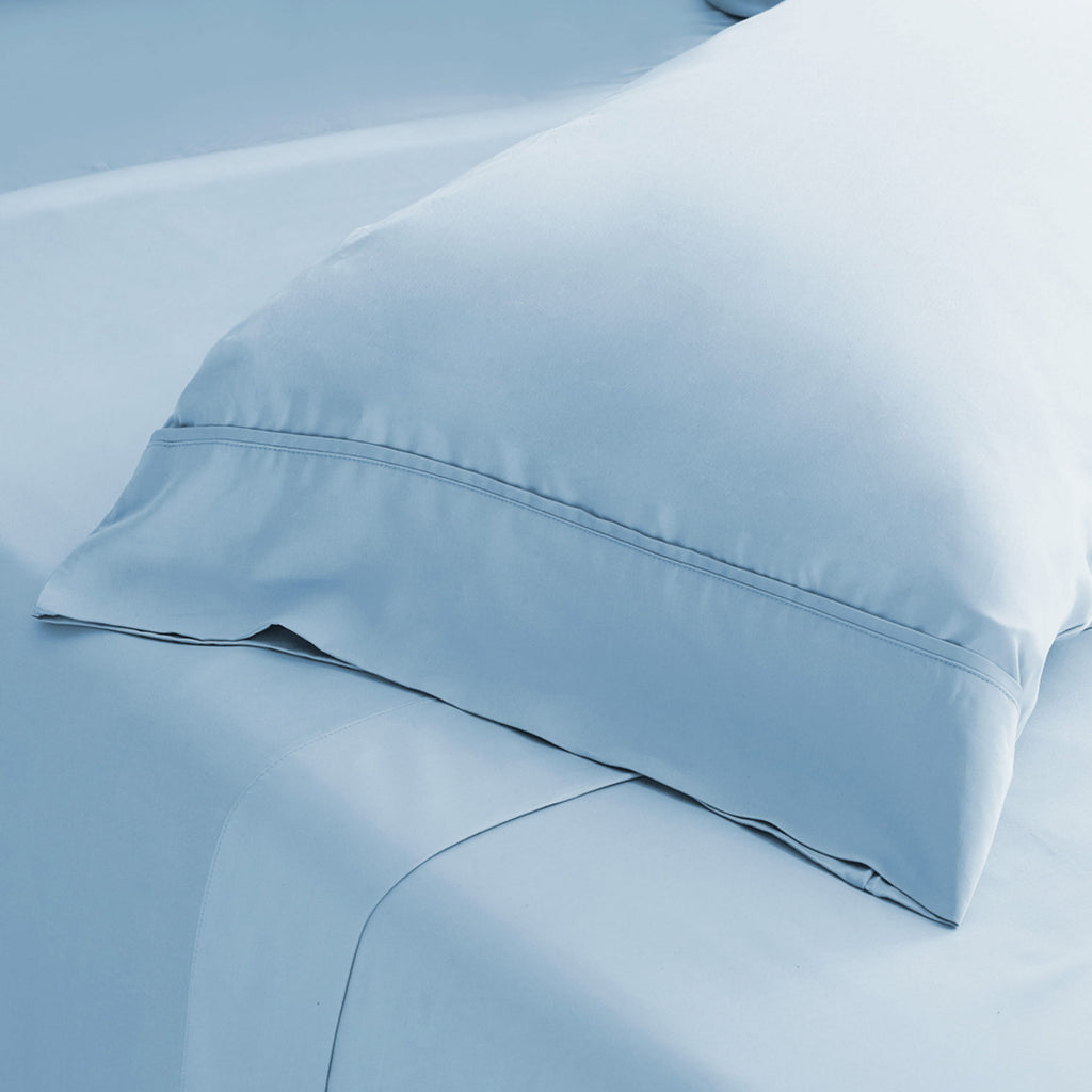 Bamboo Sheet Set - Blue 300TC