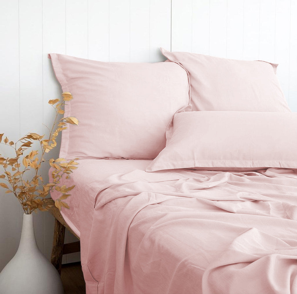 Linix Sheet Set - Pink