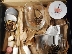 Nothing Makes a Woman Feel Better - Luxury In Every Sip Gift Box