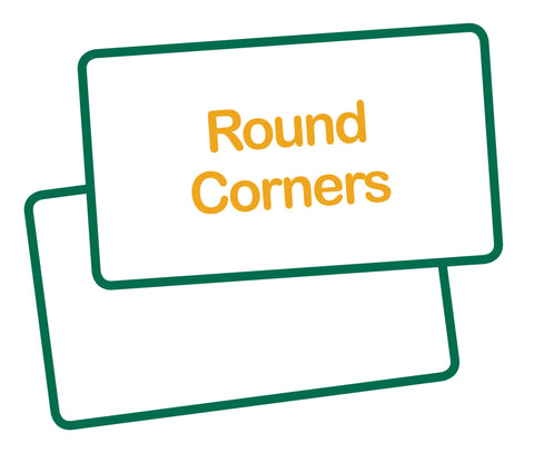 Business Cards - Round Corners - Australian Discount Printing