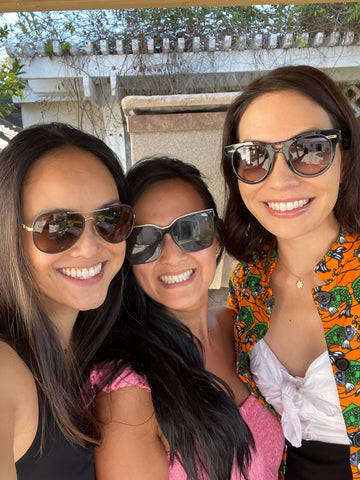 Danielle and friends