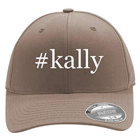#Kally - Men's Hashtag Flexfit Baseball Cap Hat