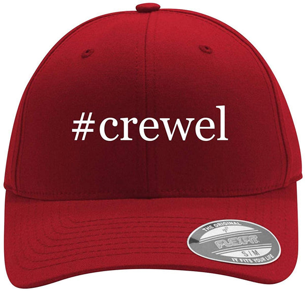 #Crewel - Men's Hashtag Flexfit Baseball Cap Hat