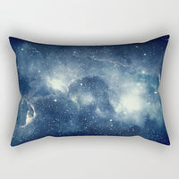 Beauty flowers feather  moon  cats pillow case rectangle bedroom pillow cases bird pattern small  travel pillow cover 50*30cm
