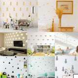 Cute Mural DIY Removable Wall Stickers Decals Kids Baby Nursery Room Home Decor