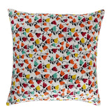 "16"" Indian Cushion Pillow Cover Kantha Throw Quilted Work Ethnic Decor Art Sham"
