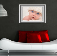 Wall Sticker Cute Baby Design PVC Vinyl Home Decor Decal 34 X 24 Inch