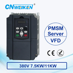 380V 7.5-11kW frequency converter  Synchronous Motor Drive