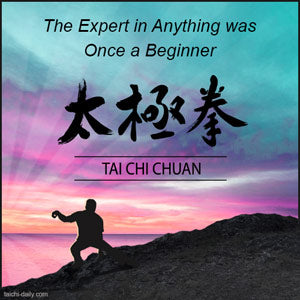 Tai Chi for the Beginner