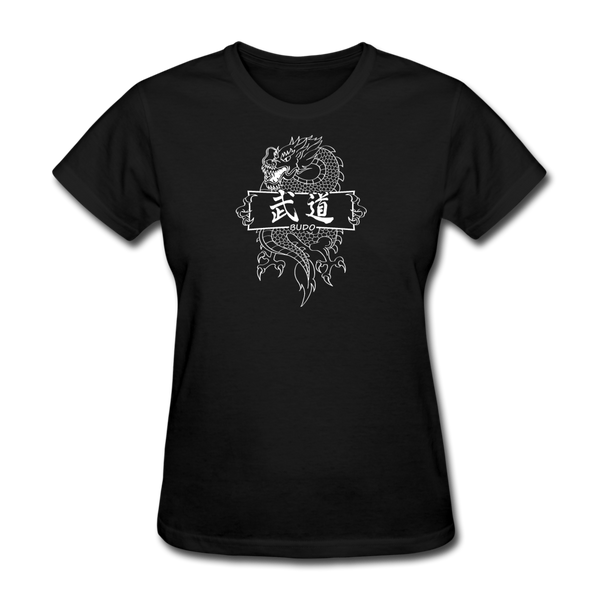 Dragon Budo T-Shirt - black