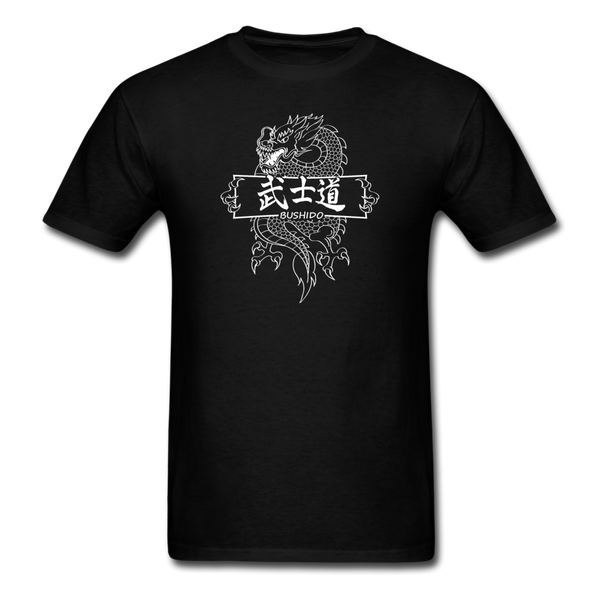 Dragon Bushido T-Shirt - black