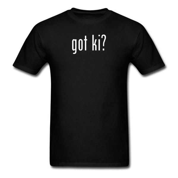 Got Ki? T-Shirt - black
