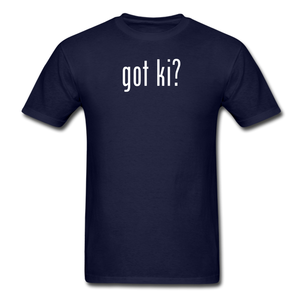 Got Ki? T-Shirt - navy