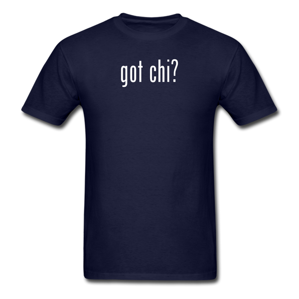 Got Chi? T-Shirt - navy