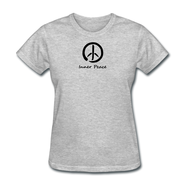 Inner Peace T-Shirt - heather gray
