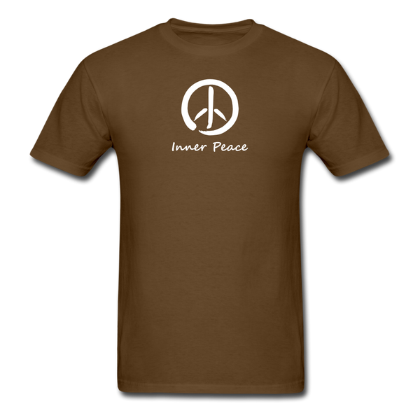 Inner Peace T-Shirt - brown