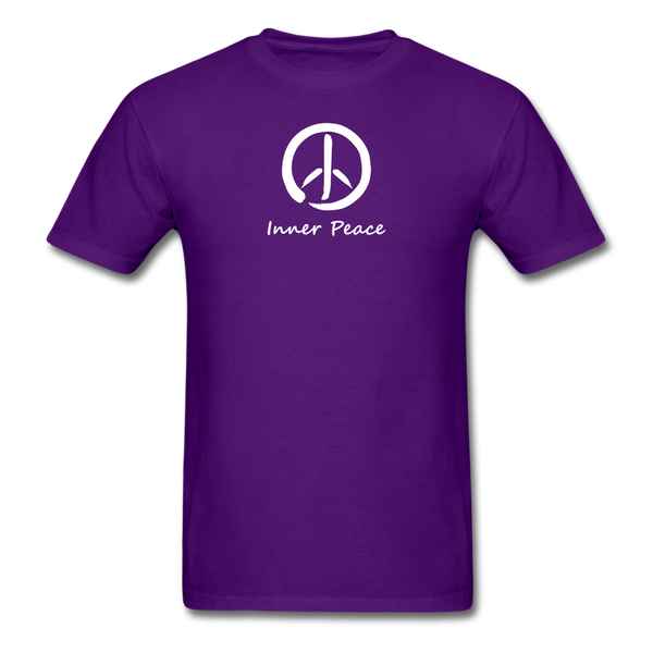 Inner Peace T-Shirt - purple