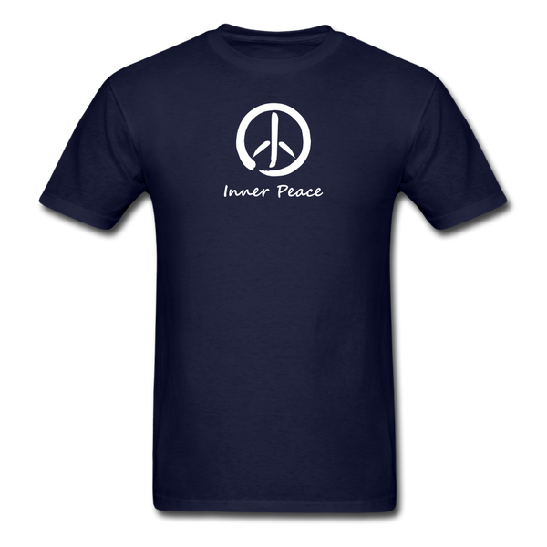 Inner Peace T-Shirt - navy
