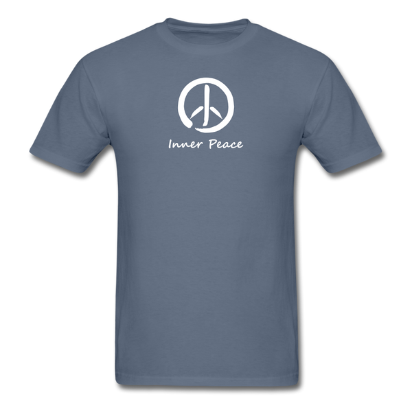 Inner Peace T-Shirt - denim